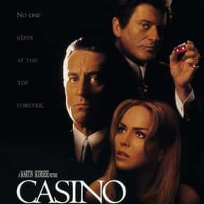 Casino is listed (or ranked) 4 on the list The Best Robert De Niro Movies