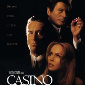 Casino is listed (or ranked) 12 on the list The Best Gangster Movies of the 1990s