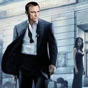 Casino Royale is listed (or ranked) 4 on the list The Best Spy Movies