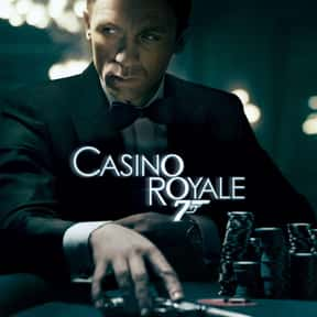 Casino Royale is listed (or ranked) 3 on the list The Best Spy Movies Based on Books