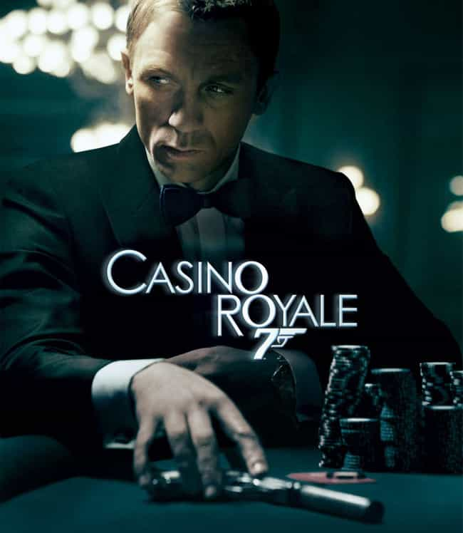 Casino Royale is listed (or ranked) 2 on the list The Best Recent Spy Shows and Movies