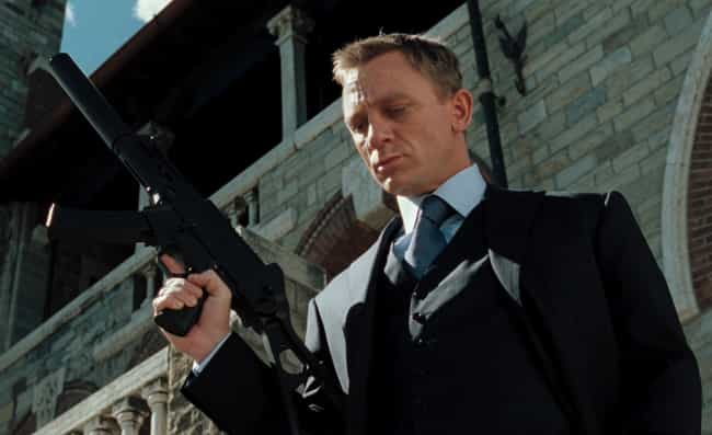 Casino Royale is listed (or ranked) 4 on the list Franchises Where The Best Installment Came Way After The Original