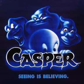 Casper is listed (or ranked) 11 on the list The Greatest Supernatural & Paranormal Teen Films