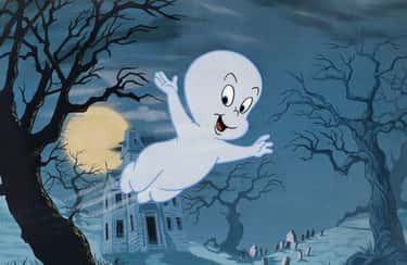 Casper The Friendly Ghost Was A Young Boy Who Passed From Pneumonia
