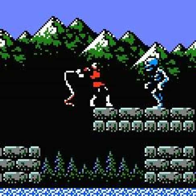 Castlevania II: Simon's Quest is listed (or ranked) 1 on the list Classic Video Games That Actually Aren't Very Good