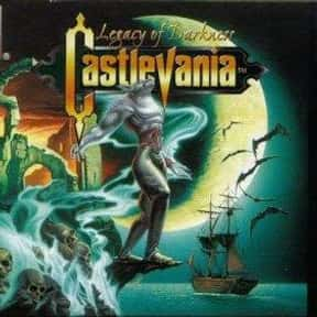 Castlevania: Legacy of Darknes is listed (or ranked) 8 on the list The Best Werewolf Video Games of All Time