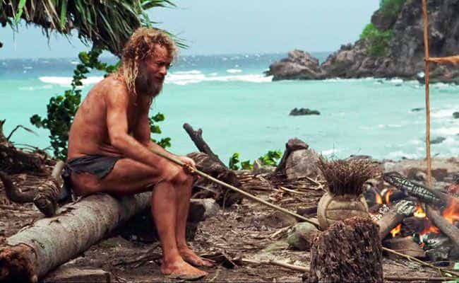 Cast Away is listed (or ranked) 1 on the list 13 Movies That Remind You The Outside Sucks Anyway