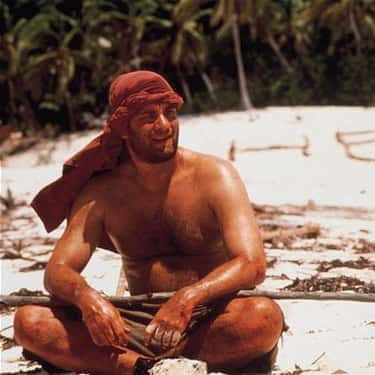 Cast Away is listed (or ranked) 2 on the list The 2000s Movies That Stuck with You the Most