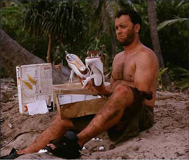 Cast Away is listed (or ranked) 7 on the list Great Films That Get Away With Not Explaining Things