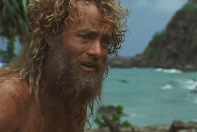 Cast Away is listed (or ranked) 1 on the list The Best Movies with Only One Actor