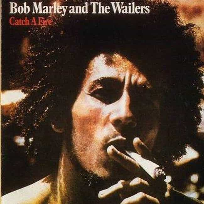 Catch A Fire is listed (or ranked) 2 on the list The Best Bob Marley Albums of All Time
