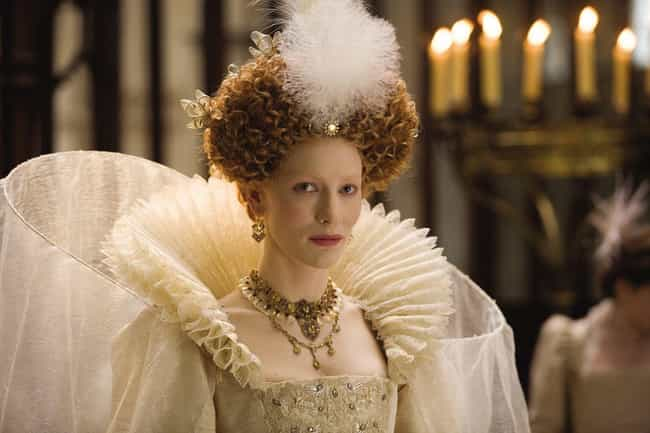 Cate Blanchett is listed (or ranked) 1 on the list Everyone Who Has Played Elizabeth I, Ranked