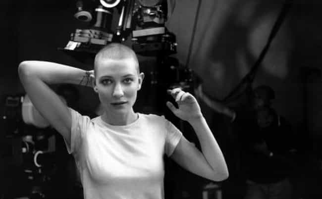 Cate Blanchett is listed (or ranked) 3 on the list 8 Actresses Who Shaved Their Heads For Movie Roles