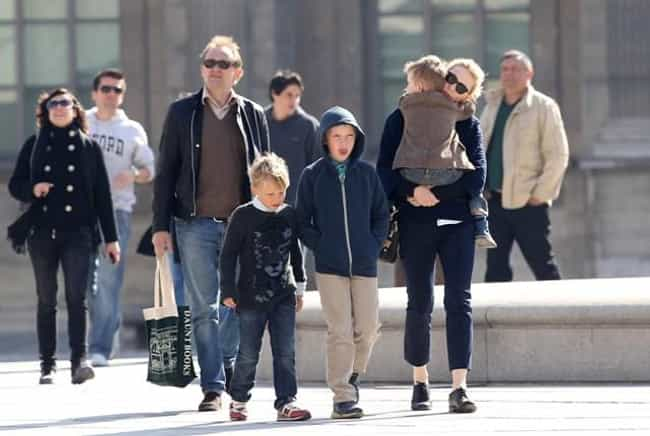 Cate Blanchett is listed (or ranked) 6 on the list Famous Moms Who Only Have Sons