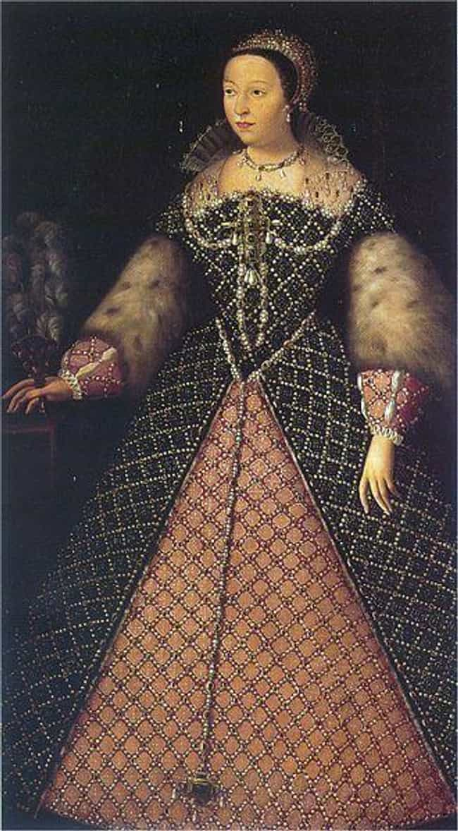 Catherine de' Medici is listed (or ranked) 4 on the list Real Historical Figures Who Inspired Game Of Thrones Characters
