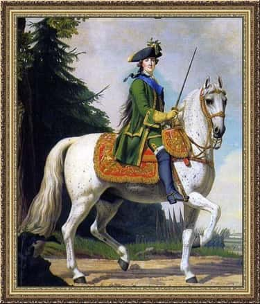 'Had it been my fate to have a husband whom I could love, I would never have changed towards him.' - Catherine The Great