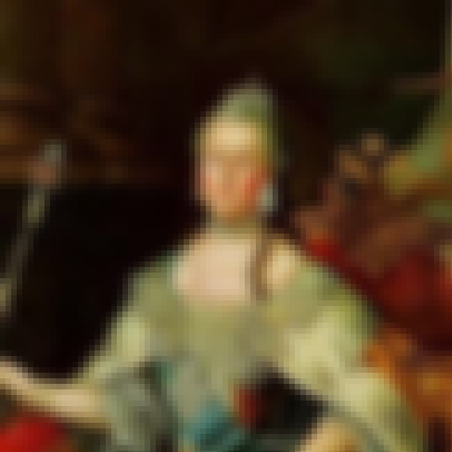 Catherine II of Russia is listed (or ranked) 1 on the list List of Famous Usurpers