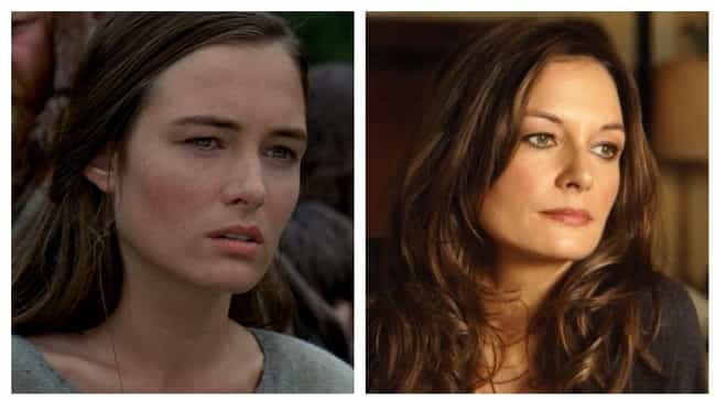 Catherine McCormack is listed (or ranked) 2 on the list Here's What All The Stars Of 'Braveheart' Look Like Now