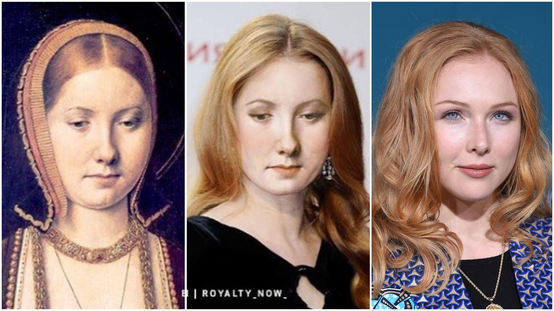 Random Historical Figures Who Look Exactly Like Modern Celebrities