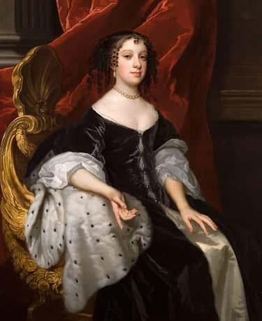 Catherine Of Braganza Gave England International Trade Rights