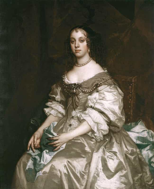 Catherine of Braganza is listed (or ranked) 1 on the list What The Drink Of Choice Was For Historical Royals