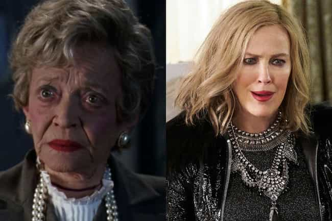 Catherine O'Hara is listed (or ranked) 4 on the list Who Would Star In Beetlejuice If It Were Made Today