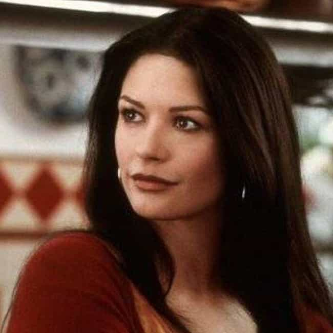 Catherine Zeta-Jones is listed (or ranked) 3 on the list The Most Gorgeous Older Sisters in Movie History