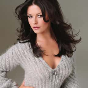 Catherine Zeta-Jones is listed (or ranked) 12 on the list The Most Beautiful Women of All Time