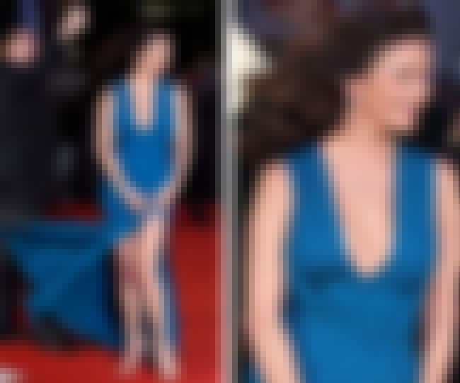 Catherine Zeta-Jones is listed (or ranked) 3 on the list The Most Embarrassing Celeb Wardrobe Malfunctions of 2016