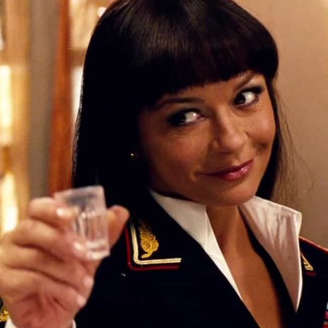 Catherine Zeta-Jones is listed (or ranked) 1 on the list Great Actresses Who Make Bad Movies Now