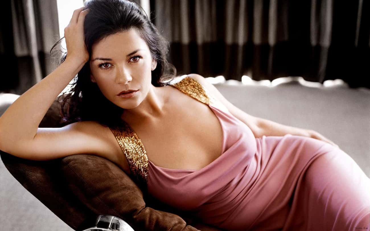 Catherine Zeta-Jones is listed (or ranked) 2 on the list The Most Stunning Welsh Actresses