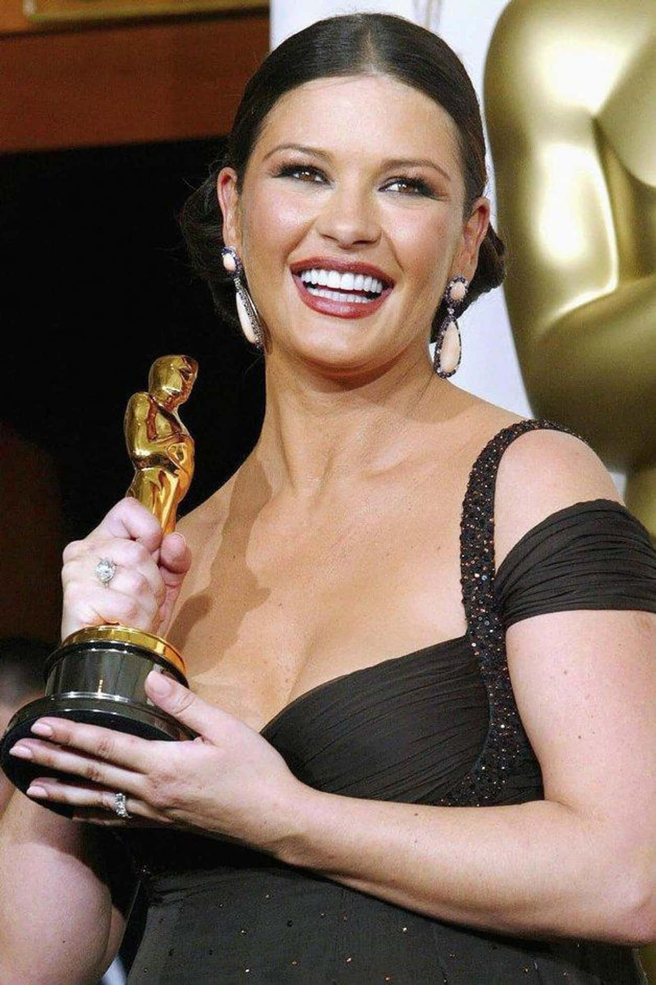 Catherine Zeta-Jones is listed (or ranked) 2 on the list Cute Babies Who Grew Up to Be Movie Stars