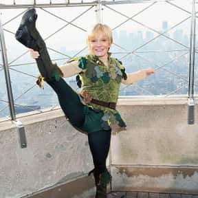 Cathy Rigby is listed (or ranked) 20 on the list Famous Female Gymnasts