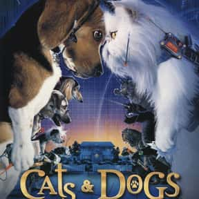 Cats & Dogs is listed (or ranked) 21 on the list The Greatest Dog Movies Of All Time