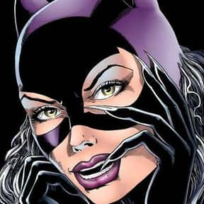 Catwoman is listed (or ranked) 8 on the list The Best Batman Villains Ever