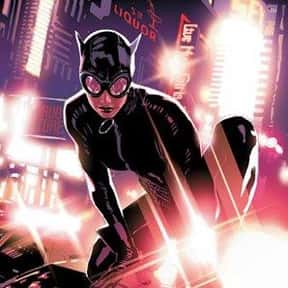 Catwoman is listed (or ranked) 15 on the list The Best Characters from the Batman Universe
