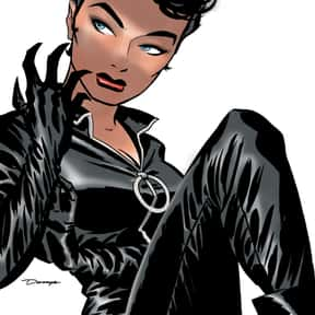 Catwoman is listed (or ranked) 6 on the list The Most Attractive Cartoon Characters Of All Time