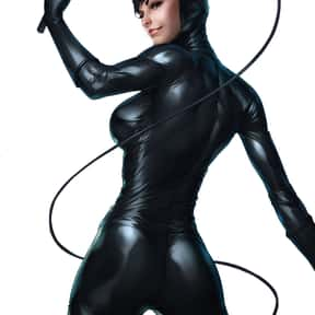Catwoman is listed (or ranked) 18 on the list Stunning Female Comic Book Characters, Ranked