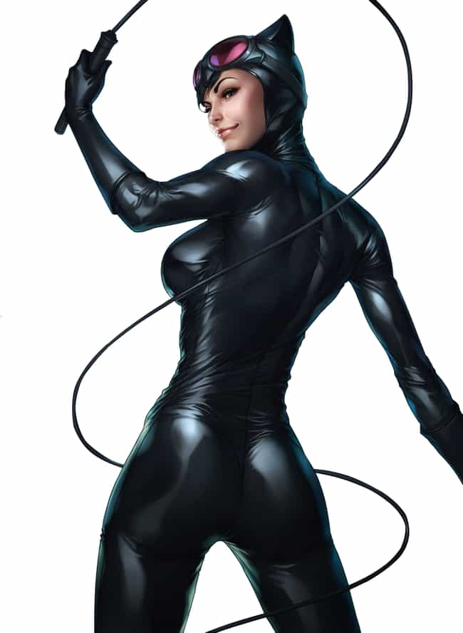 Catwoman is listed (or ranked) 1 on the list The Sexiest Female Comic Book Characters