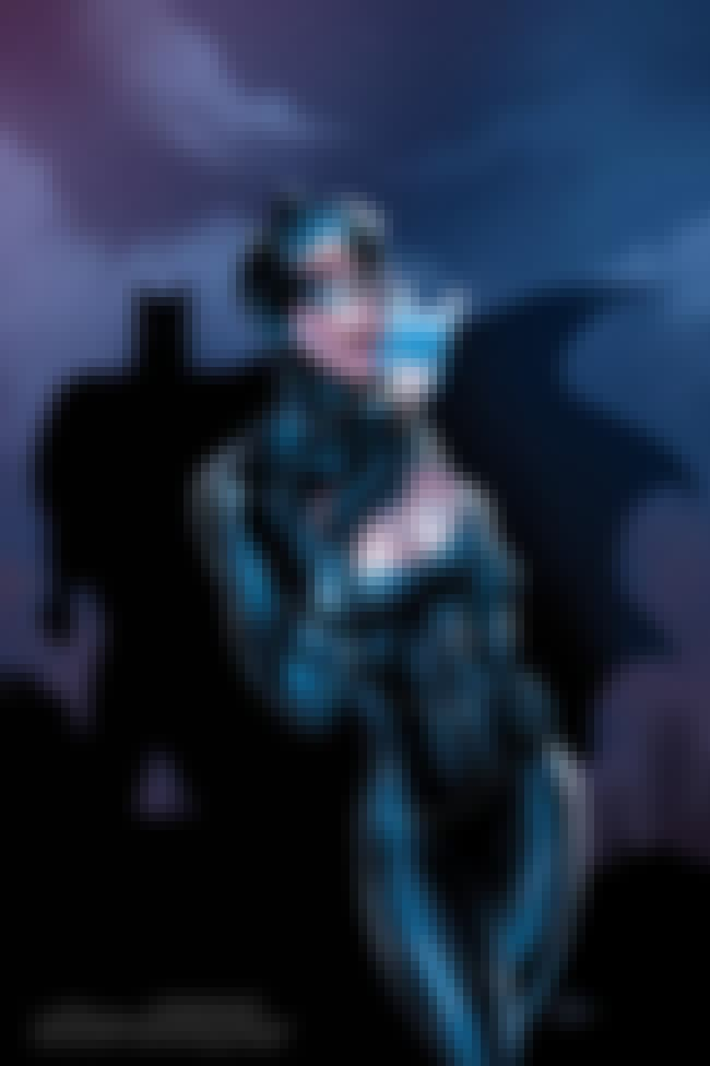 Catwoman is listed (or ranked) 1 on the list The Hottest Female DC Characters