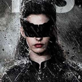 Catwoman is listed (or ranked) 20 on the list The Most Likable Movie Antiheroes