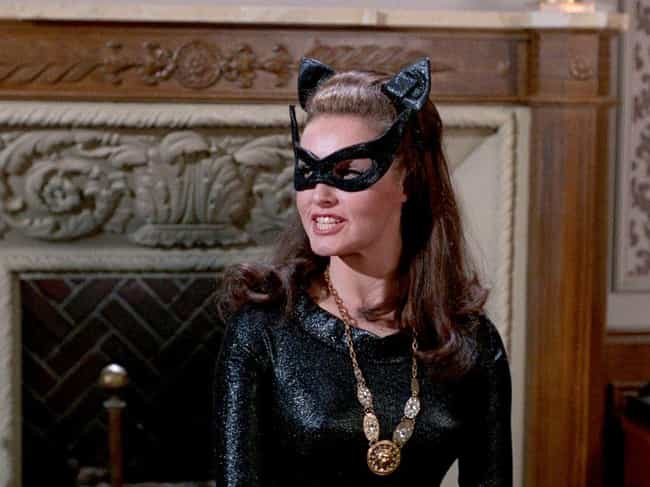 Catwoman is listed (or ranked) 5 on the list TV Characters Brought Back To Life (Because Fans Got Pissed)