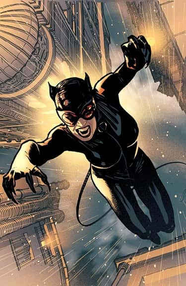 Catwoman is listed (or ranked) 2 on the list The 25 Hottest Batman Villains Ever