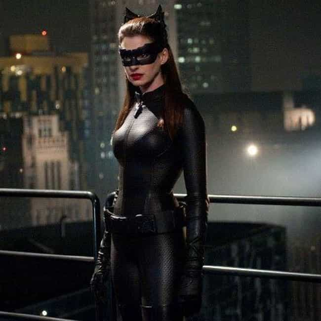 Catwoman is listed (or ranked) 3 on the list The Best Fictional Thieves