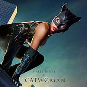 Catwoman is listed (or ranked) 2 on the list The Worst Superhero Movies Ever Made
