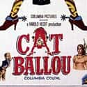 Cat Ballou is listed (or ranked) 25 on the list The Best Comedy Movies of the 1960s