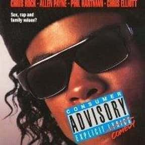 CB4 is listed (or ranked) 2 on the list The Best '90s Hip Hop Movies