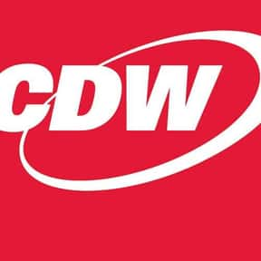CDW is listed (or ranked) 6 on the list Companies Offering Fully Paid Sabbaticals
