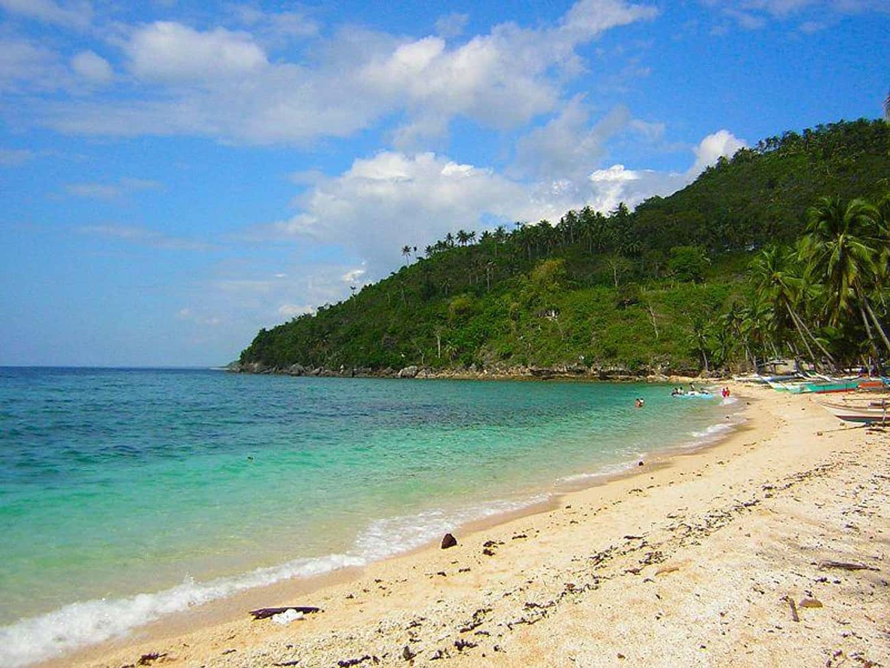 Cebu is listed (or ranked) 3 on the list The Best Tropical Destinations