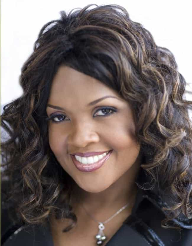 CeCe Winans is listed (or ranked) 1 on the list Famous Female Orators